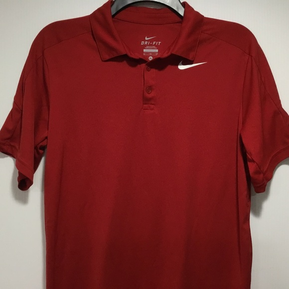 8a0ec2d77 Nike Red Dri-Fit Golf Polo Shirt Boys Size XL. M_5b27ac1f45c8b39dc0dea9cd